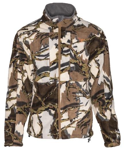 Predator camo Micro Fleece Jacket