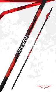 Black Eagle Arrows Carnivore Fletched Arrows