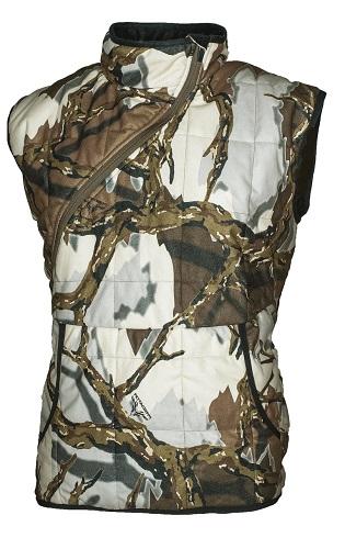 Predator Camo Ambush Insulated Vest