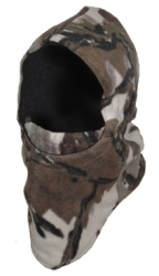 Predator Camo Fleece Facemask