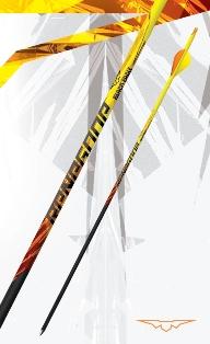Black Eagle Arrows Renegade Fletched Arrows