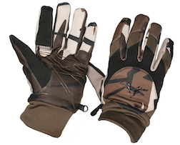 Predator Camo MId Weight Touch Gloves