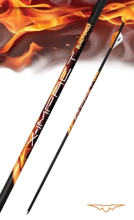 Black Eagle Arrows X-Impact Fletched Arrows