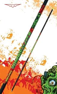 Black Eagle Arrows Zombie Slayer Shafts
