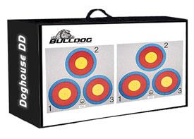Bulldog- DoubleDog FF Archery Target