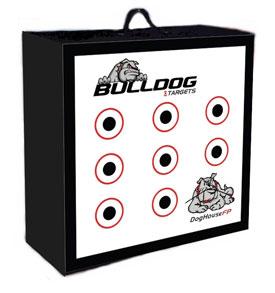 Bulldog- DogHouse FP Archery Target