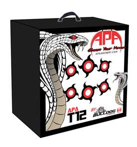 Bulldog- The APA T12 Archery Target