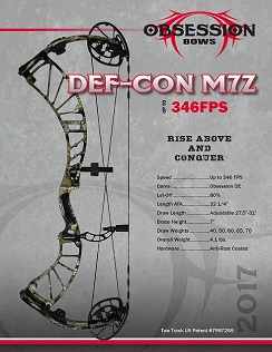 Obsession Bow Def-Con M7Z