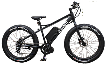 RAMBO BIKE R750 G3 Matte Black