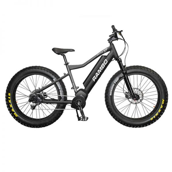 RAMBO BIKE R750XP G3 Carbon