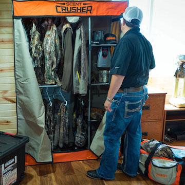 Scent Crusher Hunters Closet
