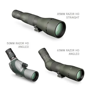 Vortex- Razor Hd Spotting Scope